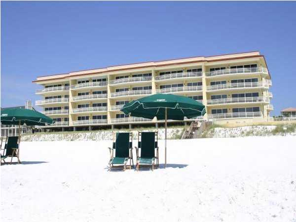 Condo at the Dunes of Crystal Beach For Sale