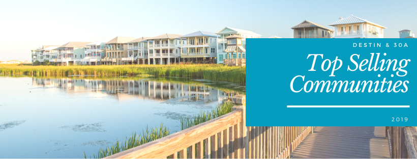 2019 Top Selling Condos in Destin & 30A, Florida