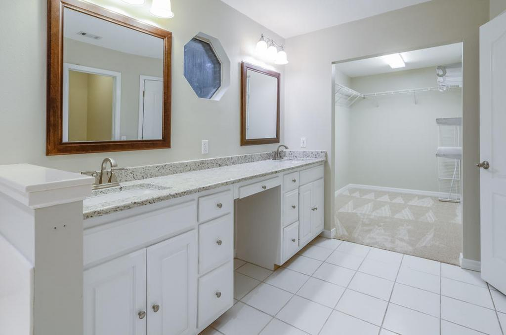 Bluewater Bay home master bath