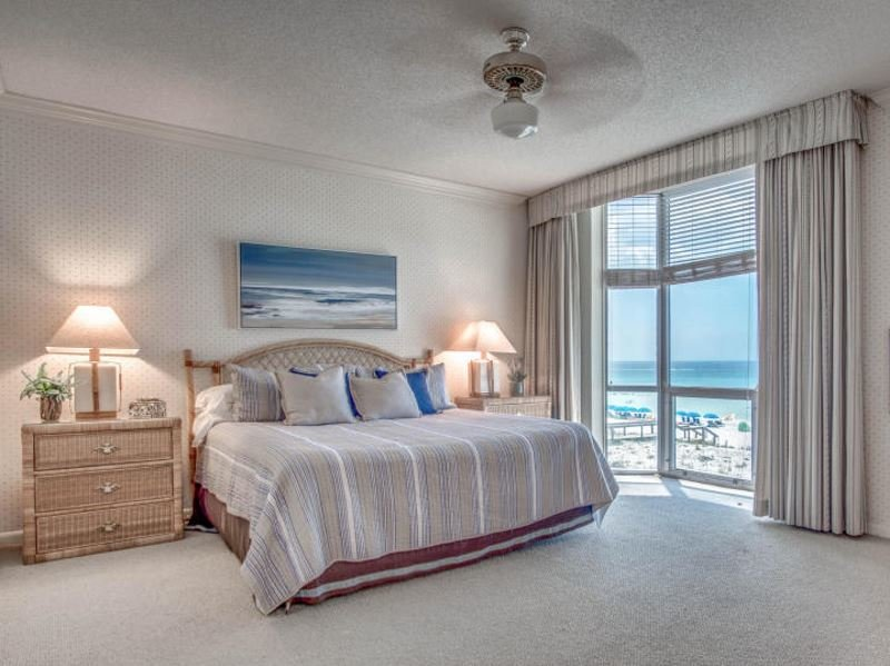 Tides of Destin - Master bedroom
