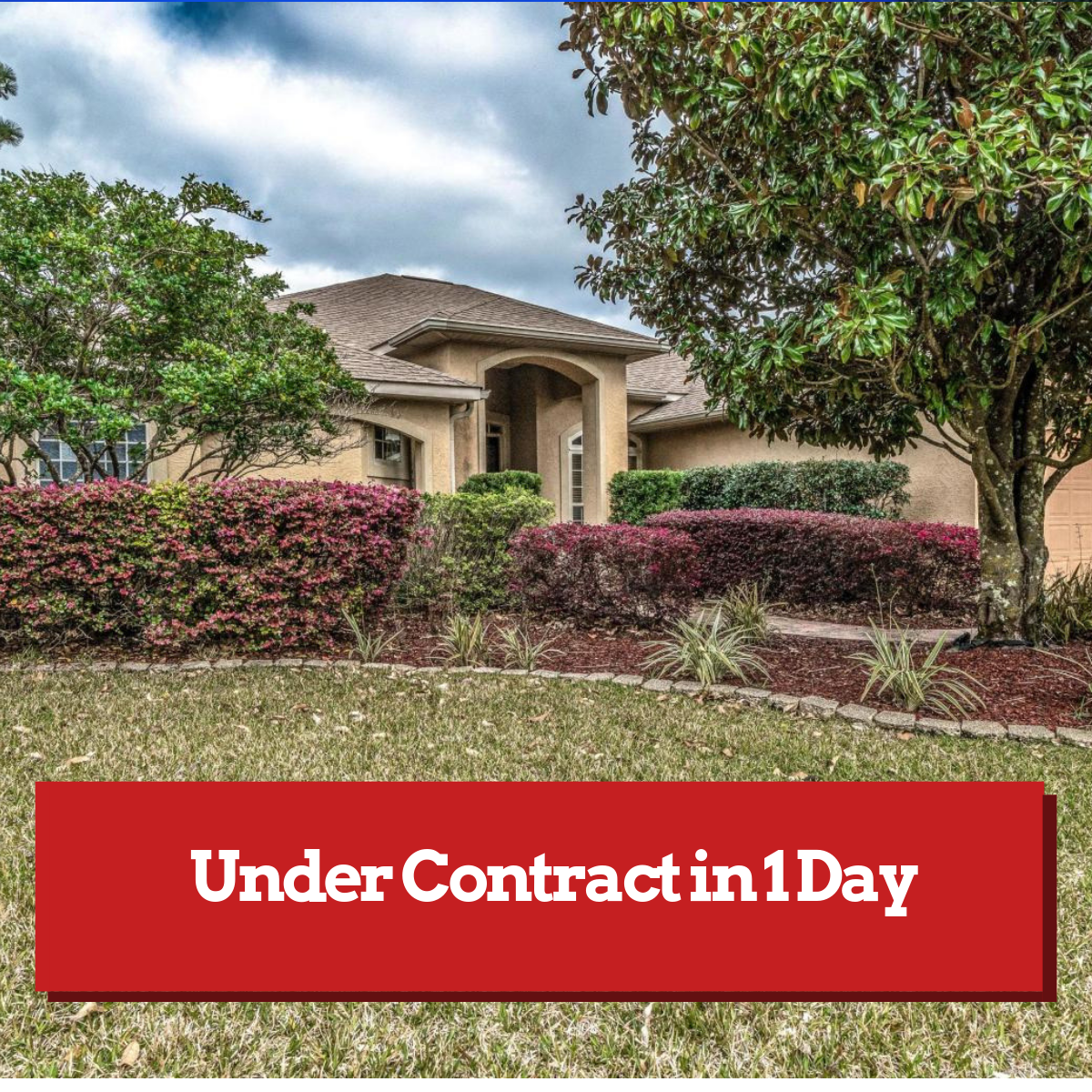 Niceville home under contract in 1 day