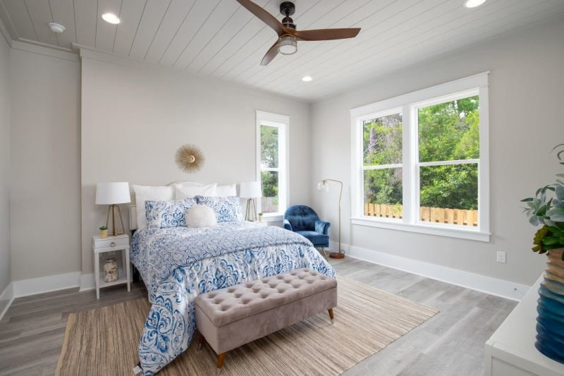 Home in Gulfview Heights - bedroom