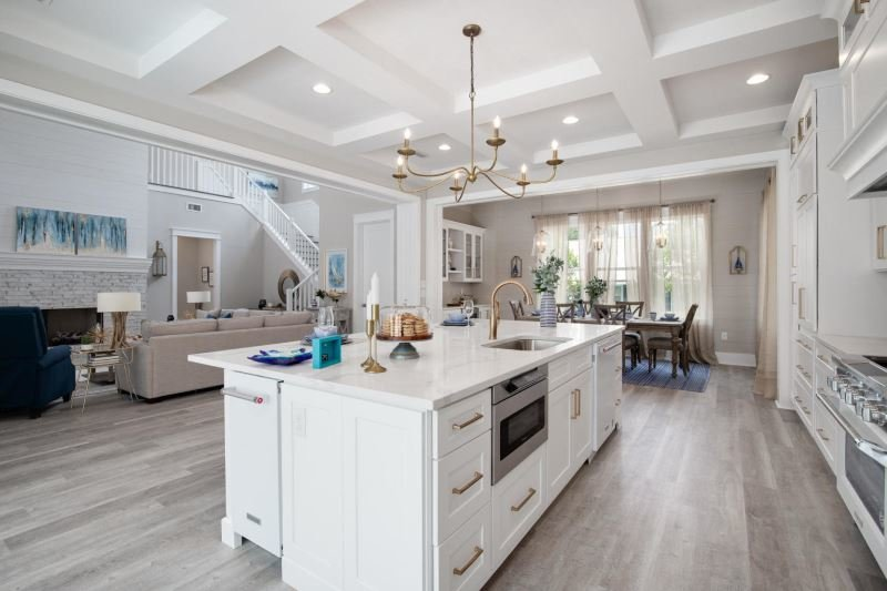 Home in Gulfview Heights - kitchen
