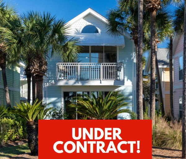 Under Contract! Crystal Beach Home on the Gulf