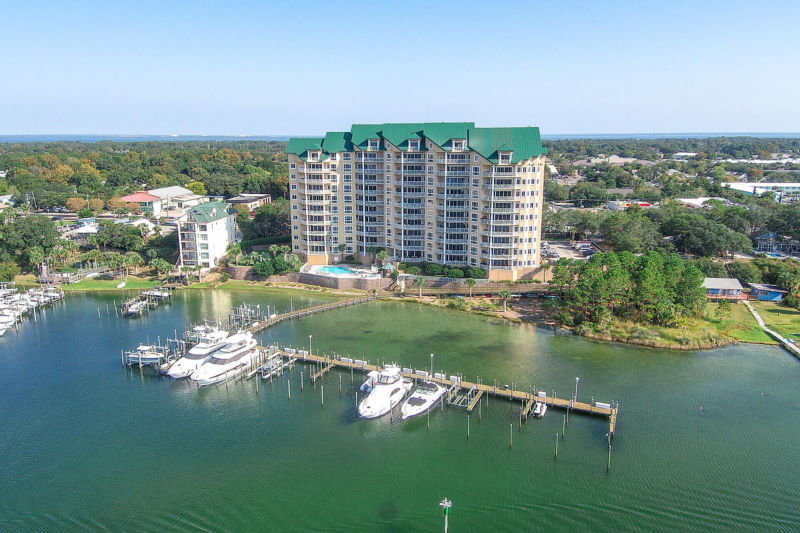 4 bedroom condo for sale in Grand Harbor, Destin, FL