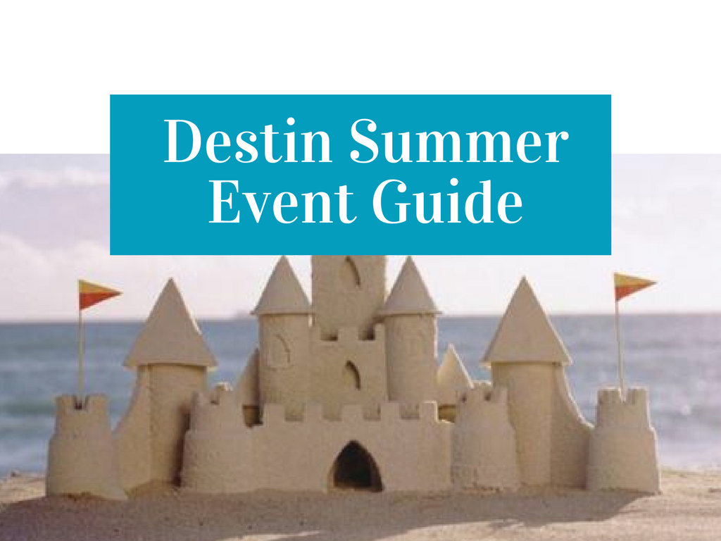 Destin guide to summer events