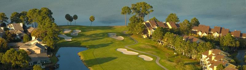 The Links golf club at Sandestin