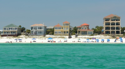 Living On The Gulf In Crystal Beach