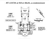 Lobby Units 1 and 2 St. Lucia