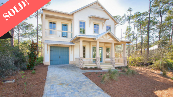 sold in blue mountain beach