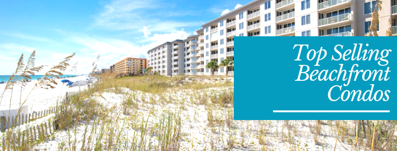 Beachfront condos in Destin, FL