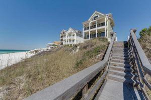 Bluff at Inlet Beach homes