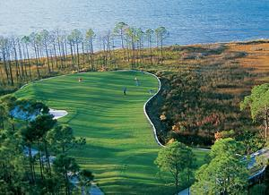 Burnt Pine Golf Course in Sandestin, FL