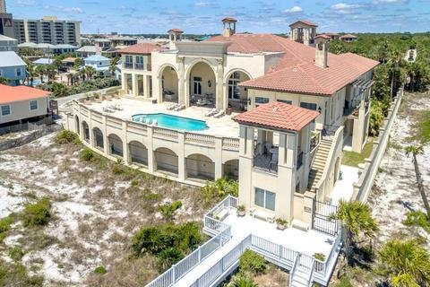 Casa Lauren, beachfront estate in Miramar Beach, FL