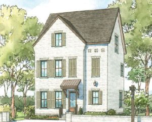 Deauville home plan at RidgeWalk