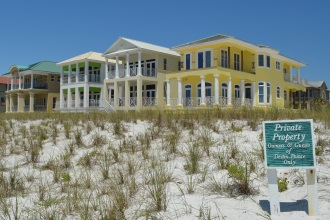 Destin Beachfront home