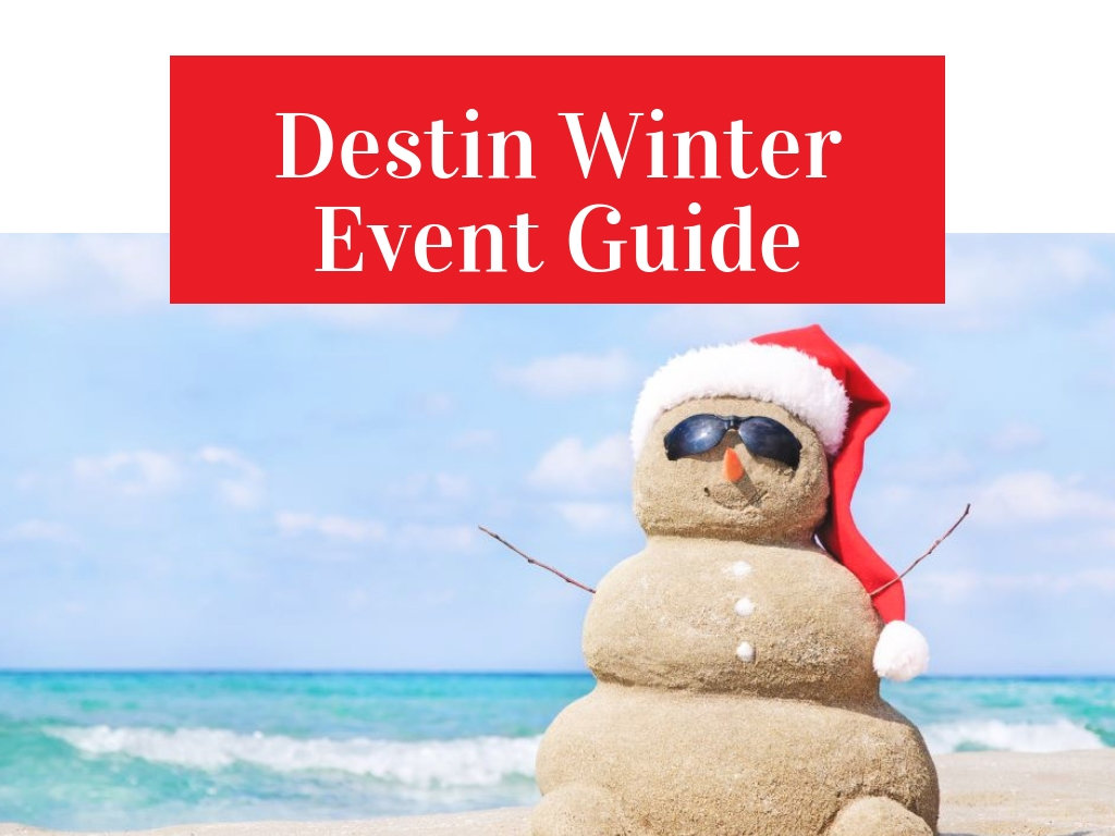 Destin Winter 2018 Event Guide