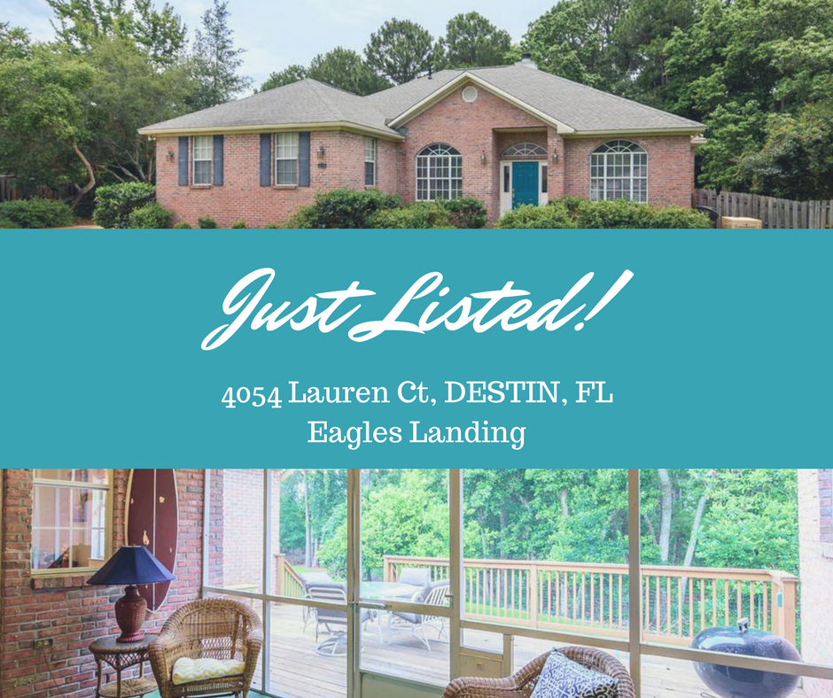 Eagles Landing home for sale in Destin FL