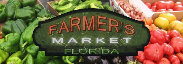 Florida farmers markets