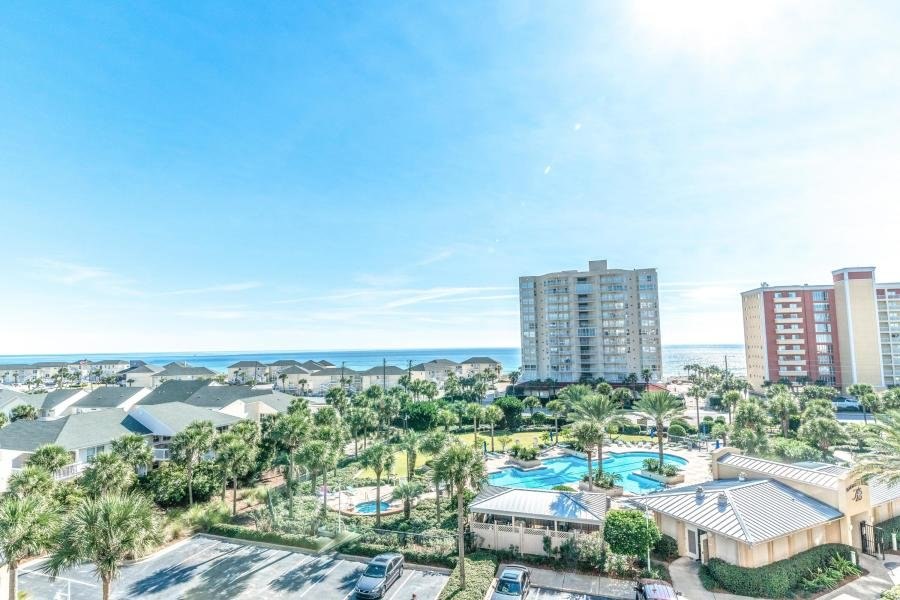 Harbor Landing condo in Destin