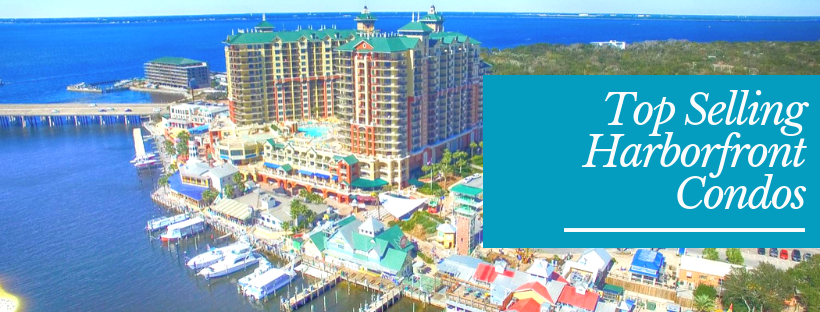 Harborfront condos in Destin, Florida