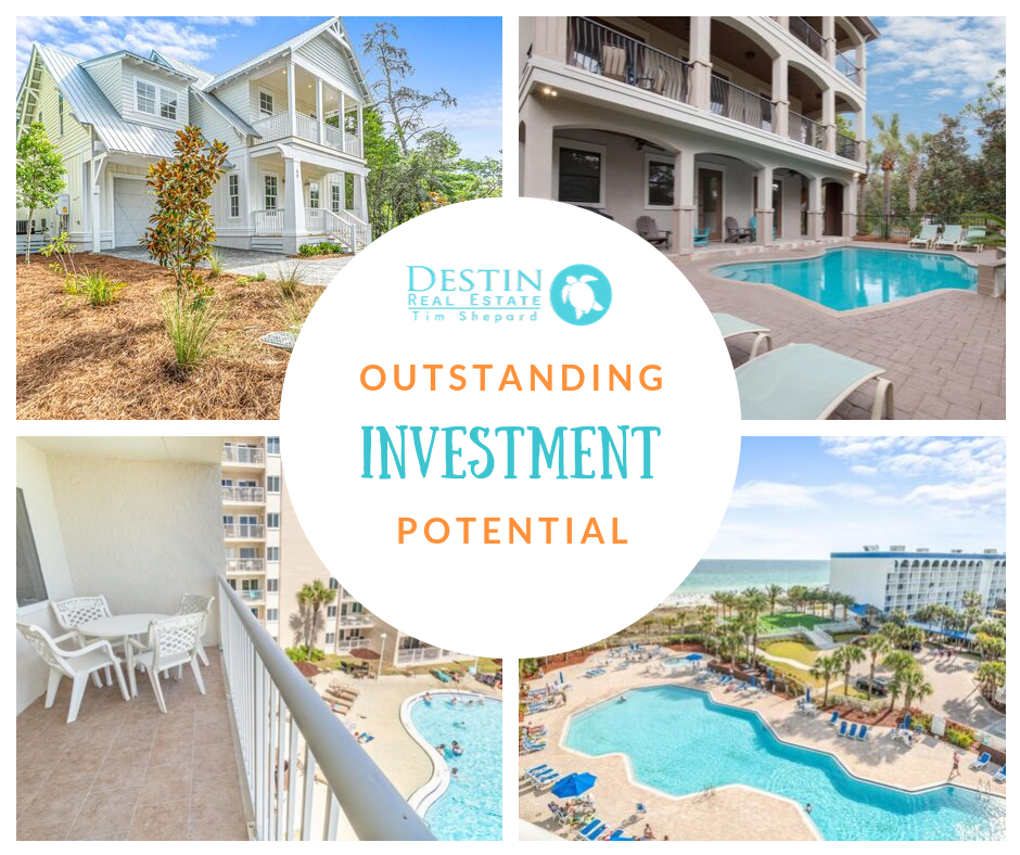 top investment rentals on the Florida Gulf Coast