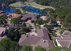Island Green golf homes, Sandestin FL