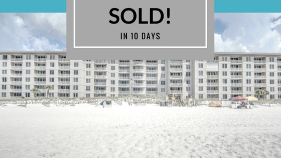 condo sale in Island Princess, Okaloosa Island