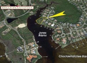 Jone's Bayou real estate, Destin FL