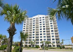 Leeward Key beach view condos in Destin FL