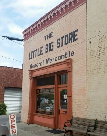 Little Big Store hauntings
