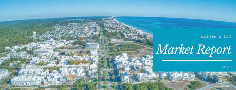 2020 market trends in Destin, 30A & the Emerald Coast, Florida