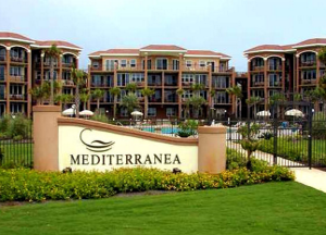 Mediterranea low rise condos in Destin FL