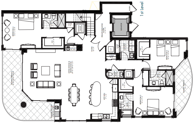 St. Kitts at Silver Shells - Newcastle floor plan