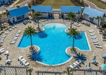 Prominence townhomes in Inlet Beach FL
