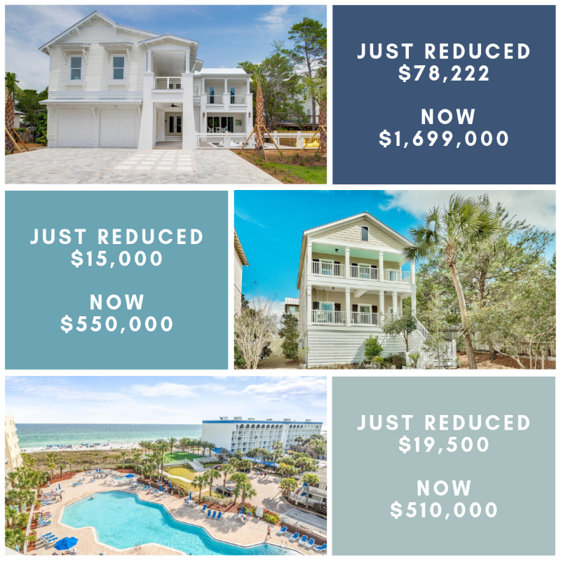 summer home savings Destin Real Estate