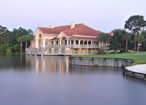 Golf homes in Regatta Bay