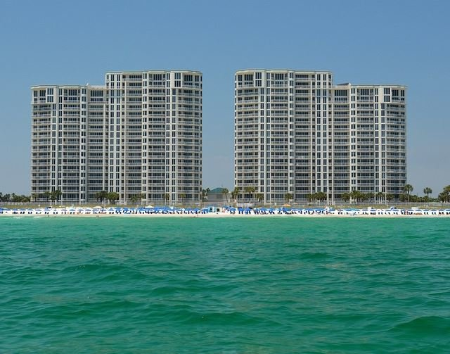Silver Beach Towers Condos Destin Fl