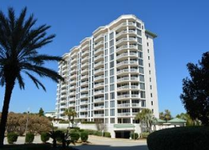Silver Shells beach view condos in Destin FL