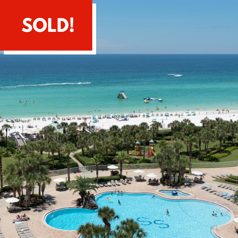 Condo Sold in St. Croix at Silver Shells by Destin Real Estate