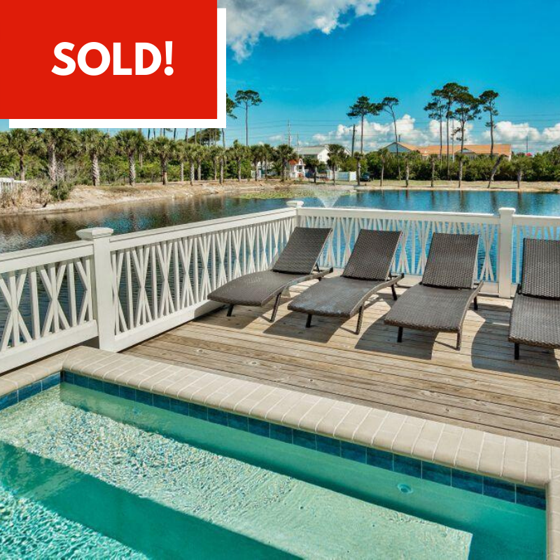Home Sold in Shipwatch by Destin Real Estate