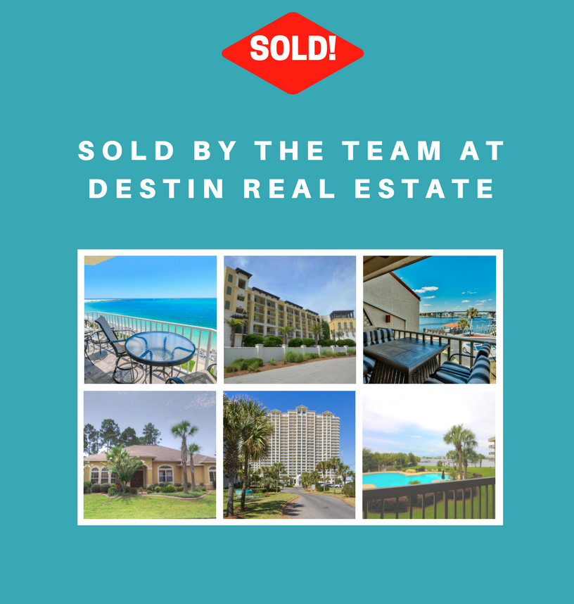Sold by Destin Real Estate