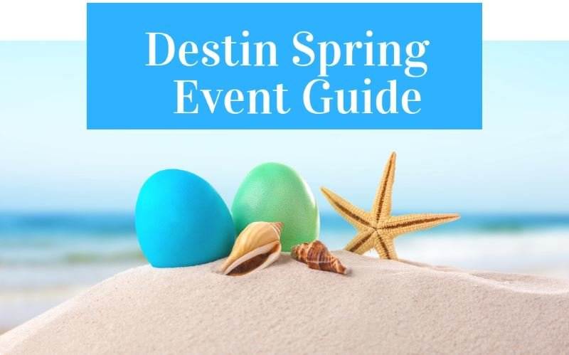 2019 Destin Spring Event Guide