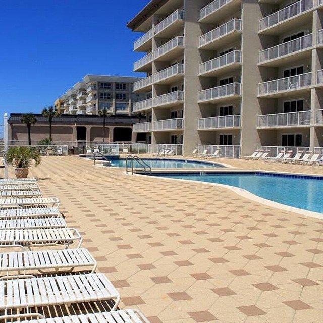 Summer Place Beachfront Condos On Okaloosa Island FL
