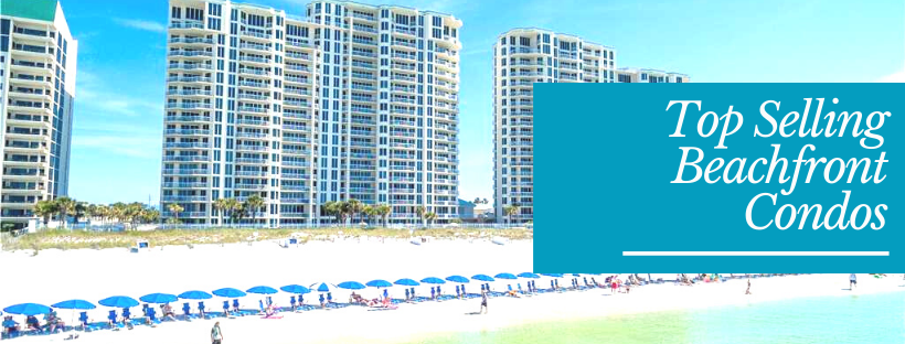 Top selling beachfront condos in Destin and the 30A for 2020