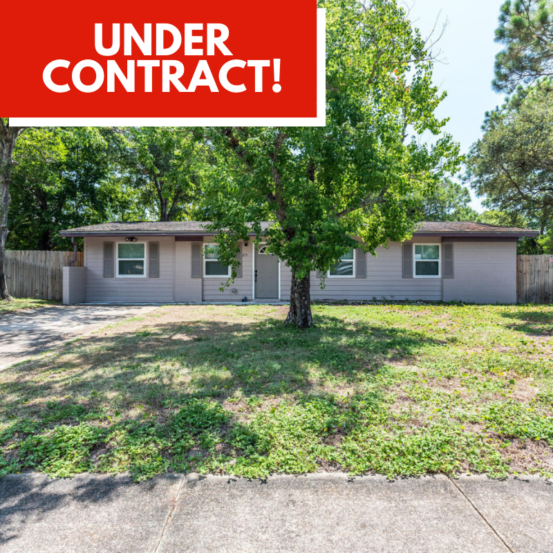 Home Under Contract in Santasia Park by Destin Real Estate
