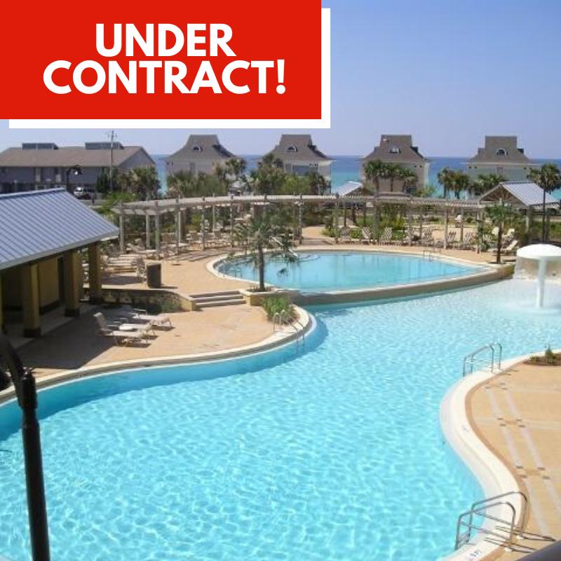Condo Under Contract in Beach Resort