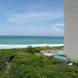 View from unit 104 at Thirty One condos in Santa Rosa Beach