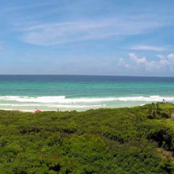View from unit 404 at Thirty One condos in Santa Rosa Beach