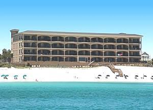 Villa Coyaba low rise condos in Destin FL